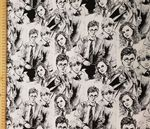 Harry Potter Hermione Ron Weasley material - Fabric - Price Per Metre